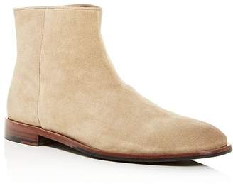 John Varvatos Men's NYC Suede Chelsea Boots - 100% Exclusive