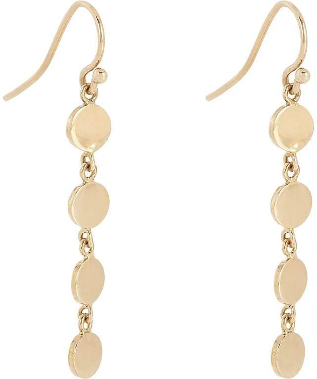 Jennifer Meyer Women's Circle Drop Earrings