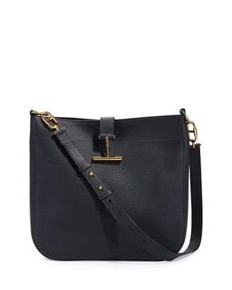Tom Ford Tara Grained Leather Crossbody Bag