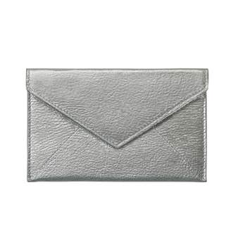 Graphic Image Medium Leather Envelope