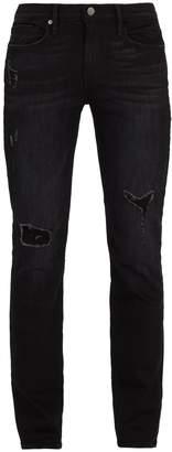 Frame L'Homme Skinny cotton-stretch jeans