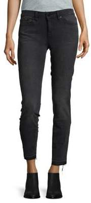 Vince Camuto Release Hem Ankle Jeans