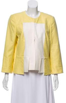 Akris Casual Two-Tone Jacket