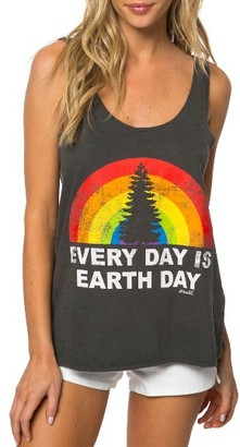 Women's O'Neill Earth Day Graphic Tank $24 thestylecure.com