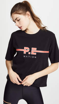 P.E Nation The Dartford Tee