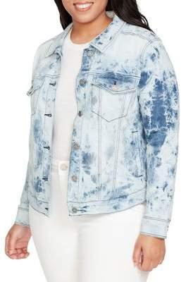William Rast Plus Sussex Denim Jacket