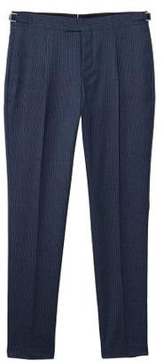 Mango man MANGO MAN Slim-fit wool suit trousers