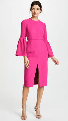 Jill Stuart Bell Sleeved Dress
