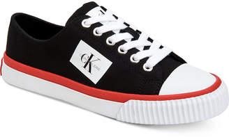 Calvin Klein Jeans Women's Ivory Sneakers Women's Shoes