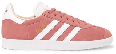 adidas Originals - Gazelle Suede Sneakers - Pink