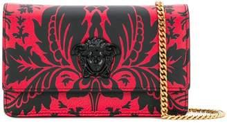 Versace printed crossbody bag
