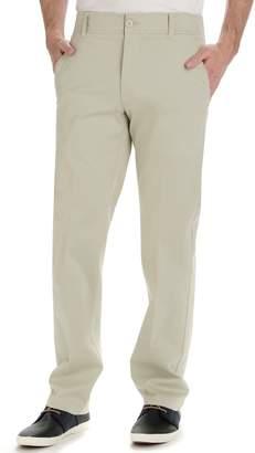 Lee Big & Tall Performance Series Extreme Comfort Straight-Fit Refined Khaki Pants