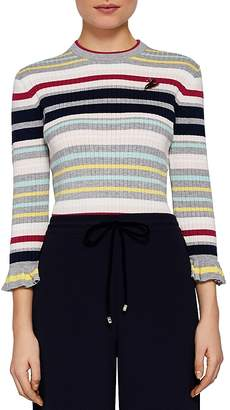 Ted Baker Colour by Numbers Xasti Striped Sweater