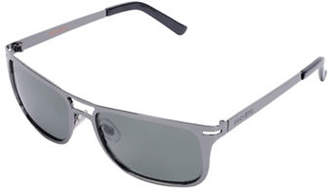 Dockers Navigator 54mm Aviator Sunglasses