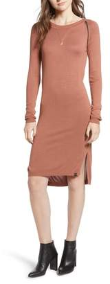 Scotch & Soda Ladder Inset Sweater Dress