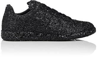 Maison Margiela Women's Women's Replica Glitter Sneakers $725 thestylecure.com