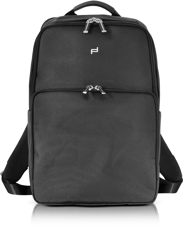 Porsche Design Roadster 3.0 M Black Polyester Backpack