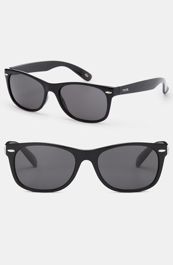 Fossil 'Wave' 55mm Sunglasses