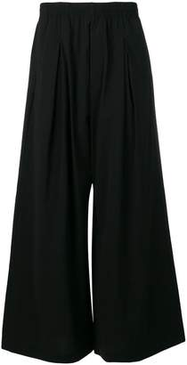 Y-3 casual wide leg trousers