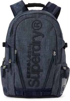 Superdry Navy Legend Tarp Backpack