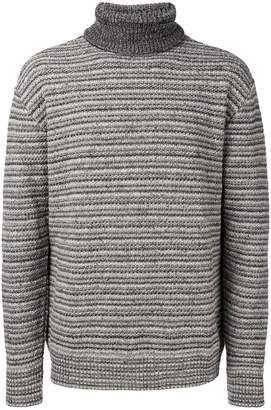 Stephan Schneider striped turtleneck sweater
