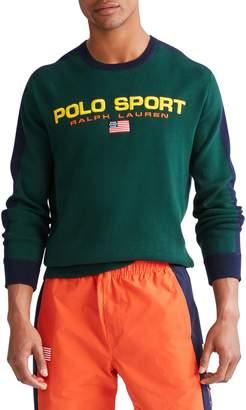 Polo Ralph Lauren Regular-Fit Logo Cotton Sweater