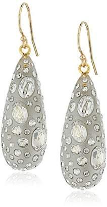 Alexis Bittar Diamond Dust Dewdrop Earrings