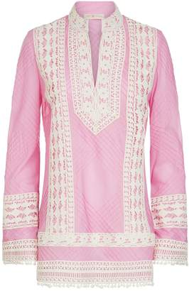 Tory Burch Rachel Cotton Tunic