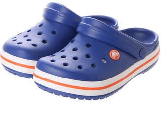 Crocs (クロックス) - クロックス crocs ジュニア クロッグサンダル Crocband? Kids 204537-4O5 ミフト mift