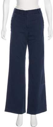 Robert Rodriguez Mid-Rise Woven Pants