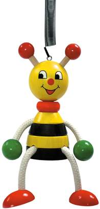 BabyCenter Hess Wooden Bee Decor Swinging Mobile