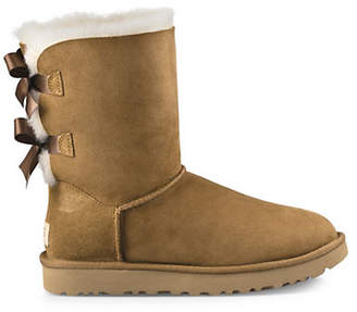 UGG Classic Bailey Bow Sheepskin Boots