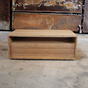 Structured Green Cuppa Coffee Table