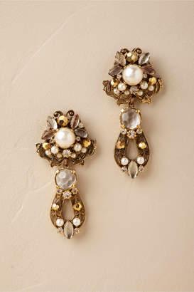 Erickson Beamon Kamelia Chandelier Earrings
