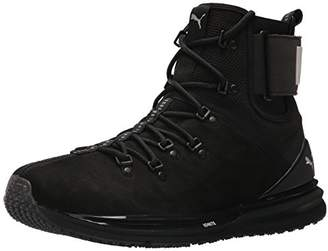 Puma Men's Ignite Limitless Boot Leather Sneaker
