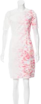 Elie Tahari Emory Degradé Dress $125 thestylecure.com