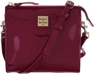 Dooney & Bourke Patent Leather North/South Jaime Crossbody