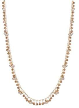 lonna & lilly Crystal Long Necklace