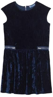 Truly Me Velvet Dress (Big Girls)