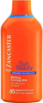 Lancaster Sun beauty melting tanning milk spf15 400ml