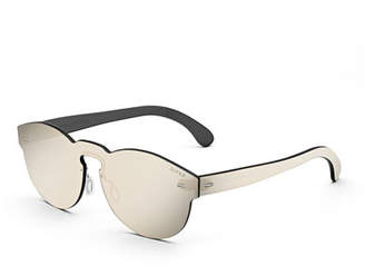 RetroSuperFuture Super by Tuttolente Paloma Unit Sunglasses, Ivory