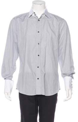 DSQUARED2 Banker Collar Shirt