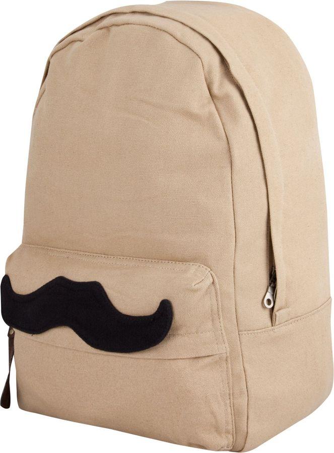 Mustache Backpack