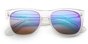 RetroSuperFuture Super by Men's Basic Mirrored Sunglasses