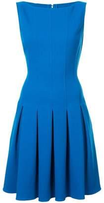 Oscar de la Renta sleevless shift dress