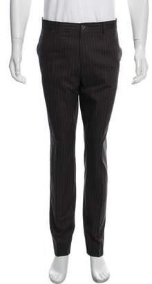 Dolce & Gabbana Flat Front Dress Pants