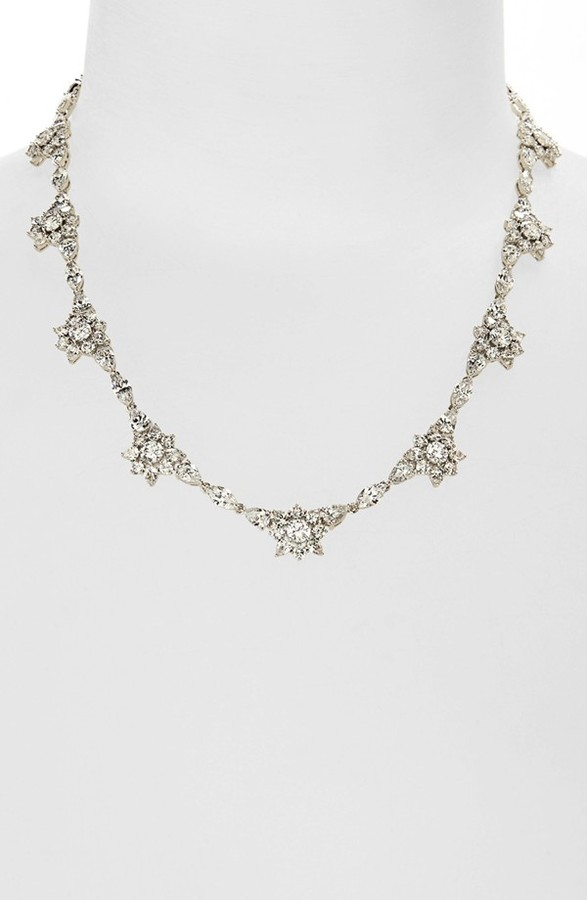 Nadri 'Flores' All-Around Necklace