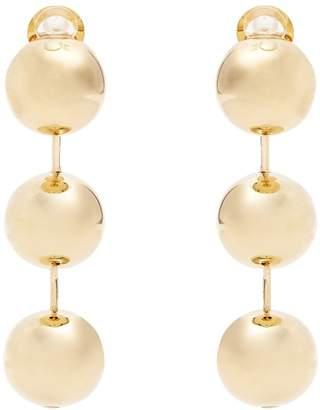Balenciaga Bead drop earrings