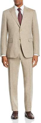 Ermenegildo Zegna Linen Solid Slim Fit Suit - 100% Exclusive