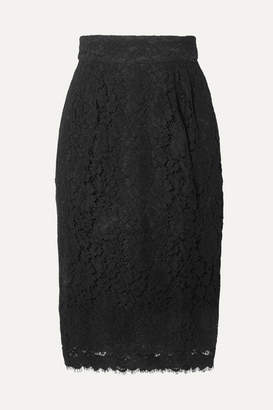 J.Crew Lace Skirt - Black